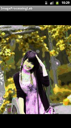 Image w/ Hue Filter (Level 9)